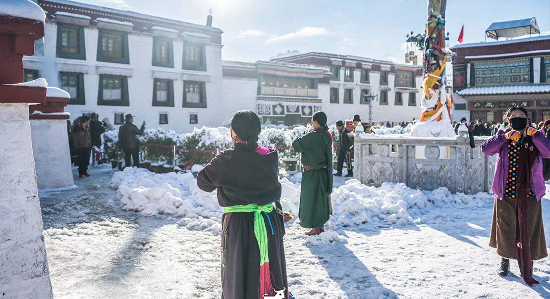 @nomadictibet's cover photo for 'Things to know before travelling to Tibet'