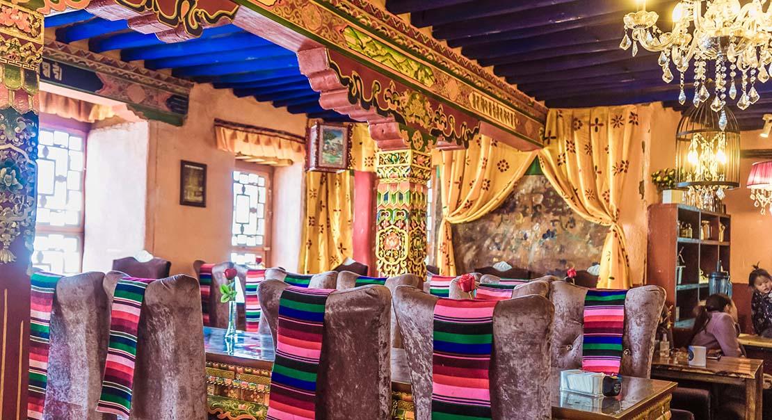 @nomadictibet's cover photo for 'Tibetan Family Kitchen'