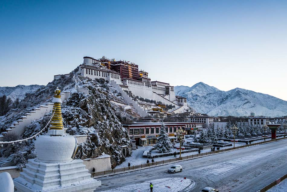 @nomadictibet's cover photo for 'How to Get to Tibet'