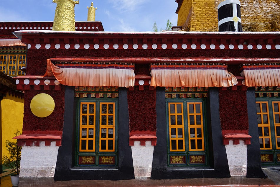 @nomadictibet's cover photo for 'Best Time to Travel to Tibet'