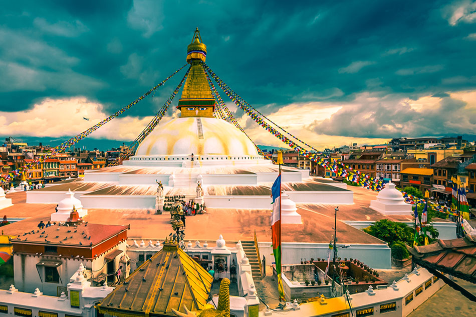 @nomadictibet's cover photo for 'Gateway cities to Tibet'