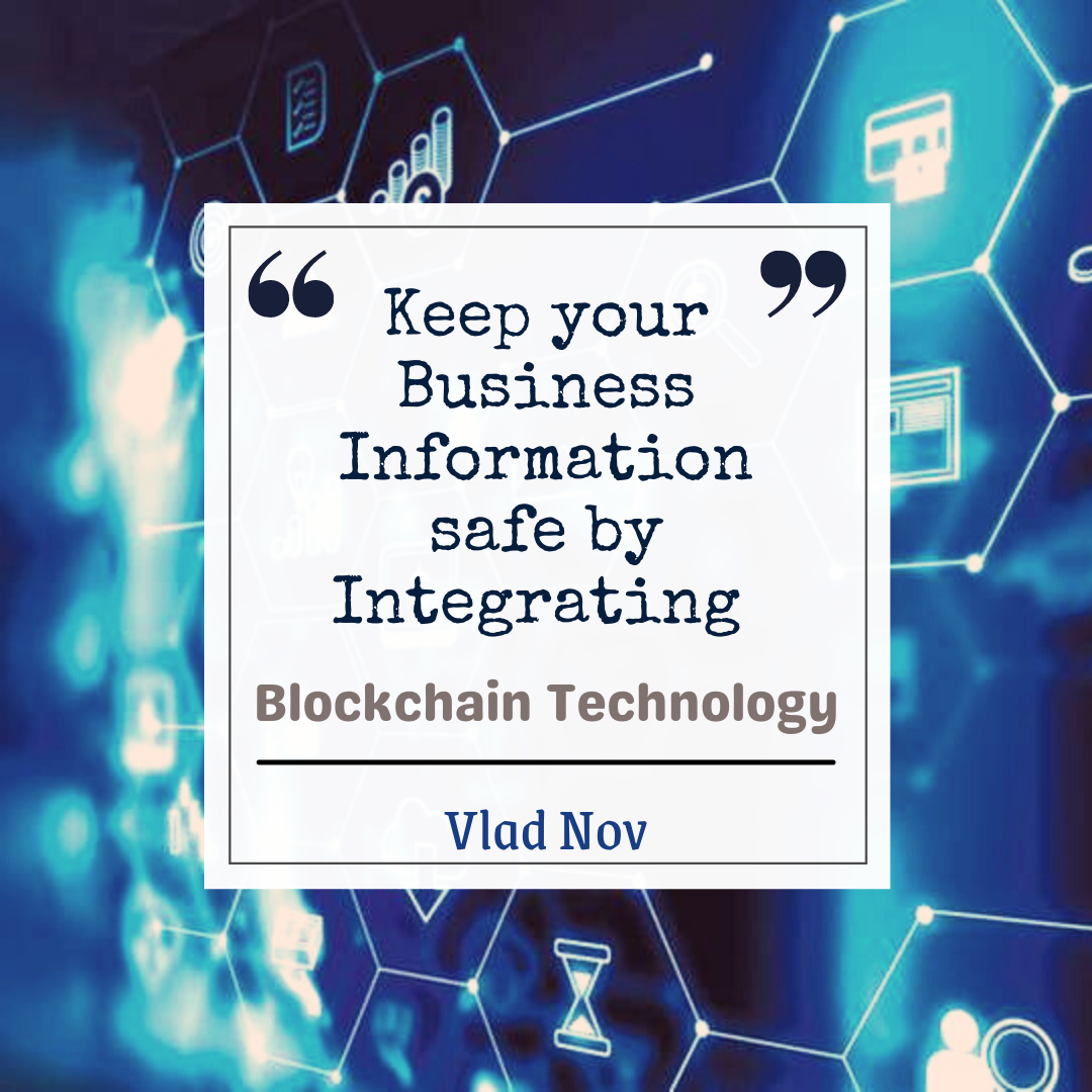 @vladnov's cover photo for 'Vlad Nov— Blockchain Technology, and Why has it Become so Popular?'