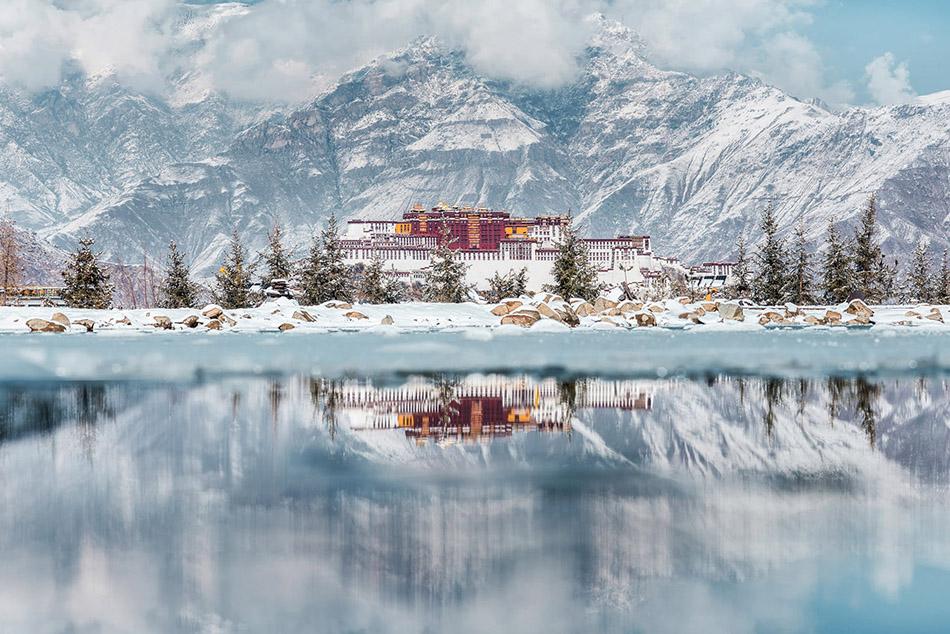 @nomadictibet's cover photo for 'Weather in Tibet'