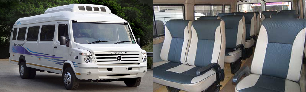 @chennaitravels's cover photo for '13 Seater Tempo Traveller Rental Chennai   Chennai Travels'
