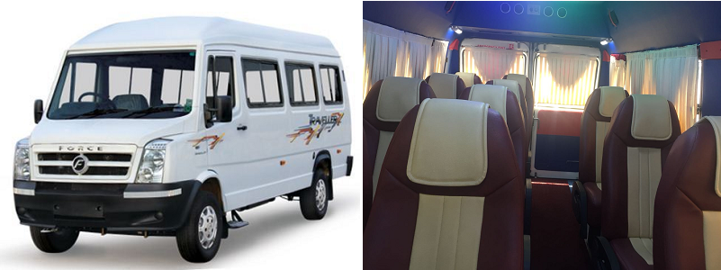 @chennaitravels's cover photo for '14 Seater Tempo Traveller Rental Chennai   Chennai Travels'