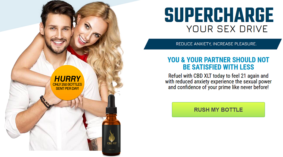 @cbdxlt's cover photo for 'CBD XLT - Less Anxiety May Increase Libido Size - PromoSimple Giveaways Directory'