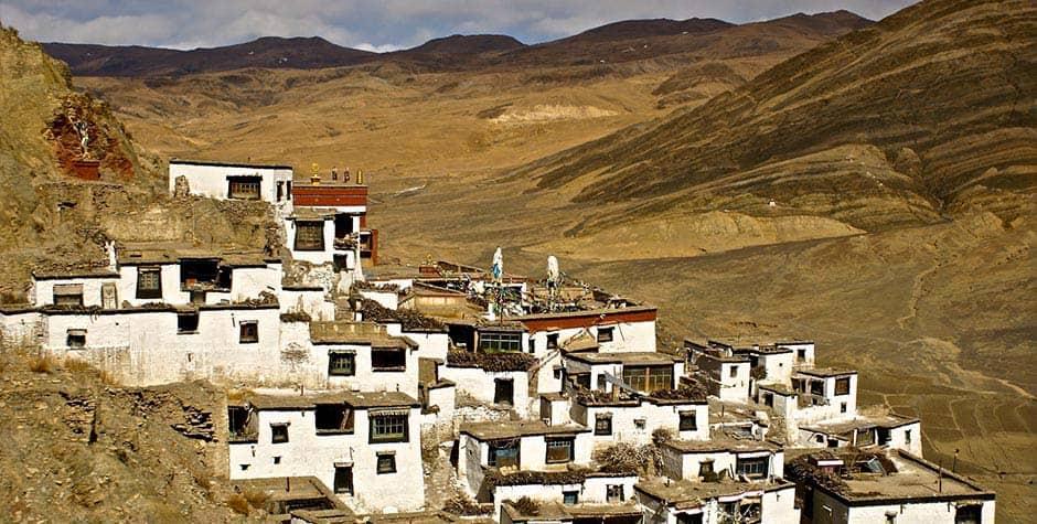 @itibettravel's cover photo for 'Tibetan Architecture'