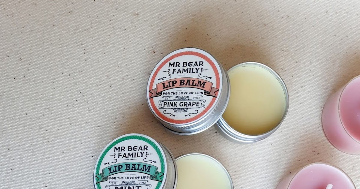 @seadbeady's cover photo for 'Best Tips on Where To Find Handmade Lip Balm With All Natural Ingredients - Mr Bear Family - Grooming'